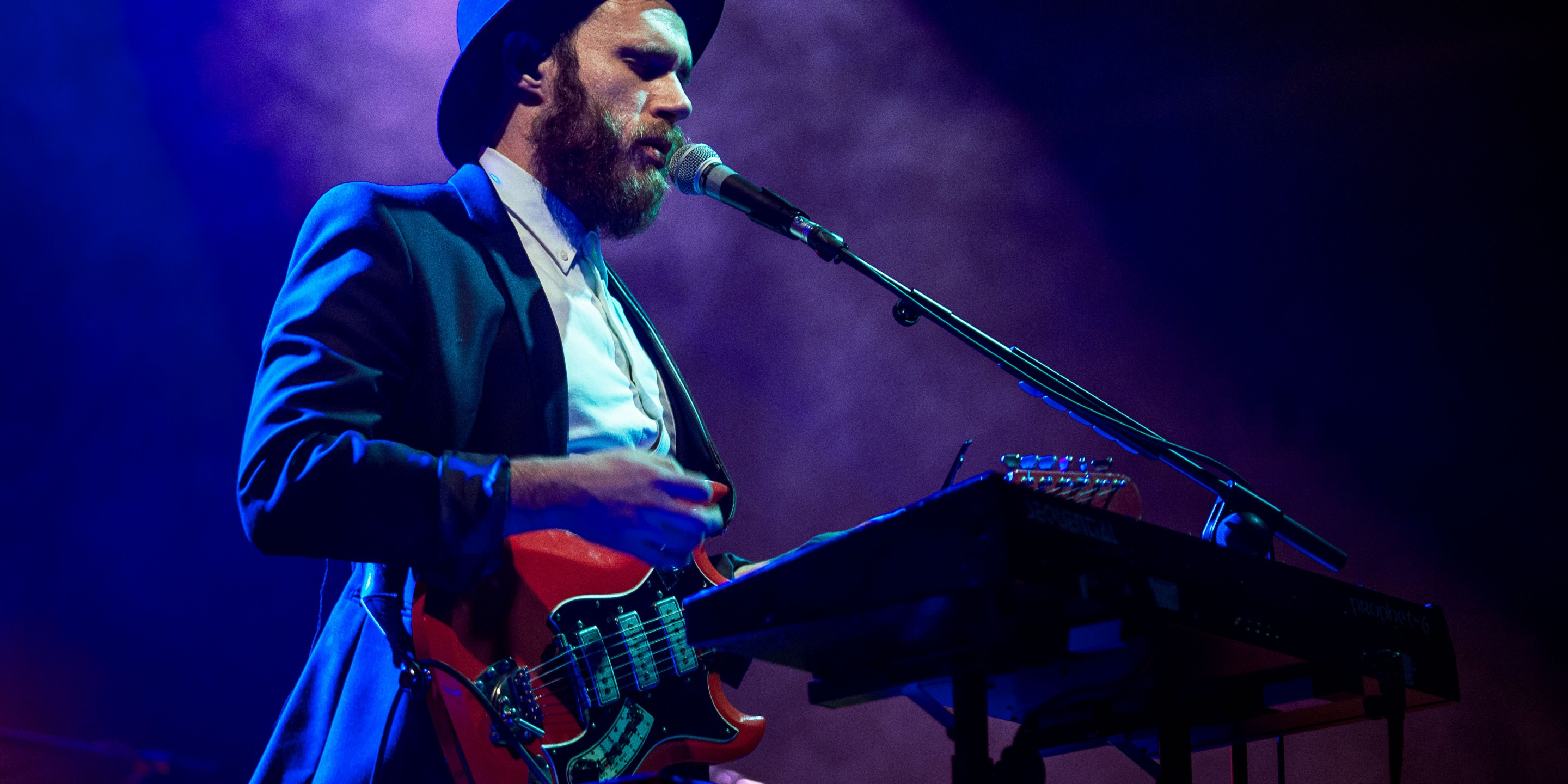 James Vincent McMorrow @ The Ulster Hall 12