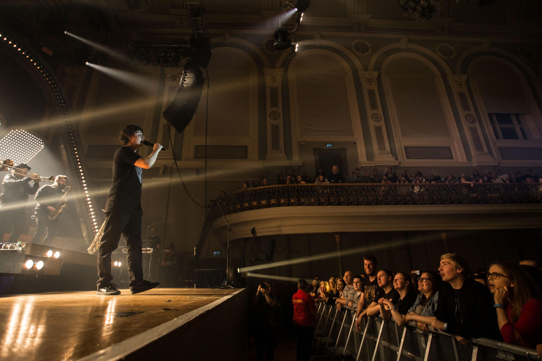 Lukas Graham @ The Ulster Hall 18