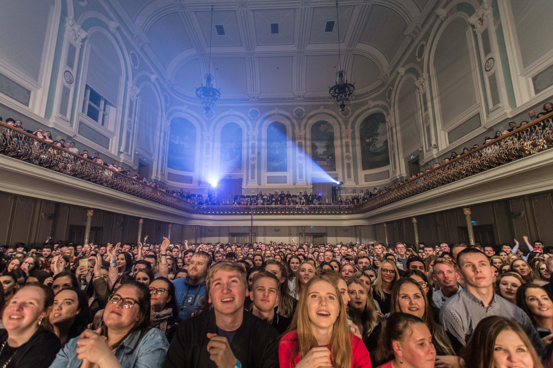 Lukas Graham @ The Ulster Hall 39