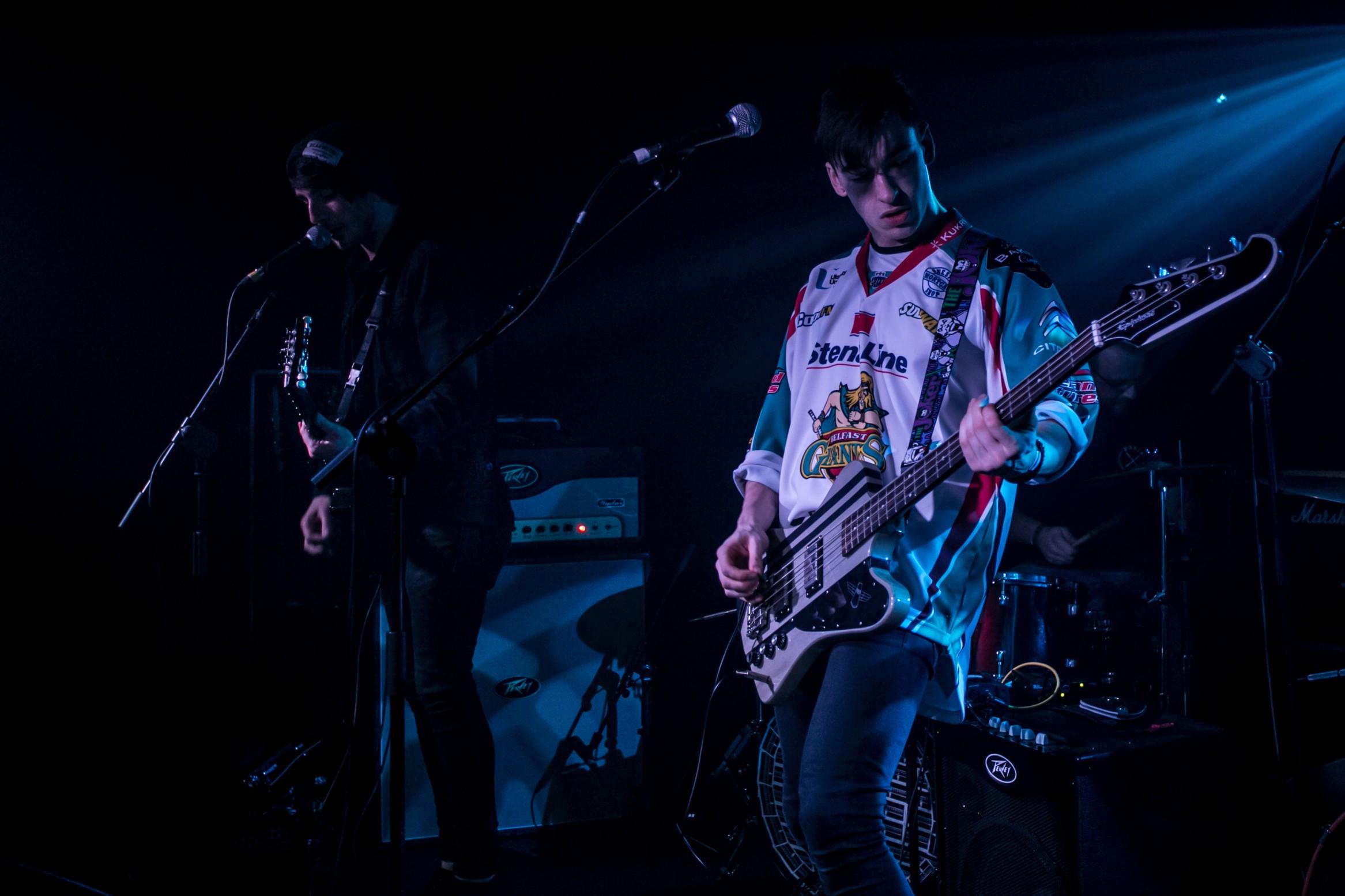 The Sherlocks @ Voodoo Belfast 3