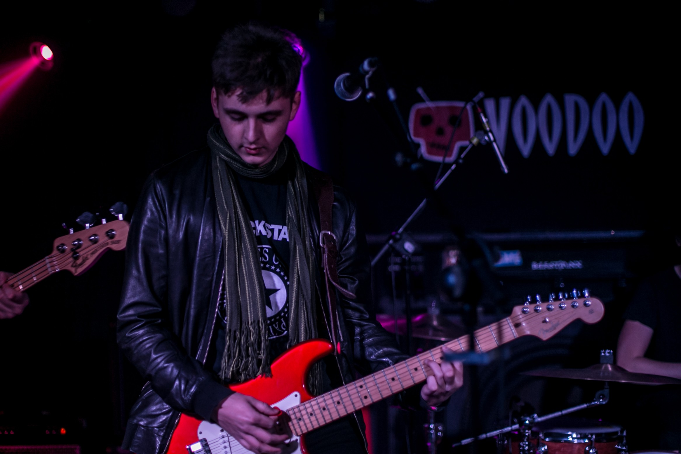 The Sherlocks @ Voodoo Belfast 11