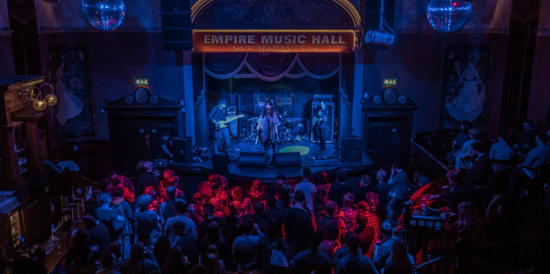 New Pagans - The Empire Music Hall, Belfast