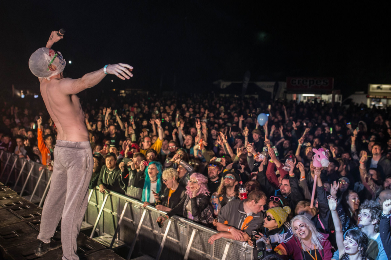 The Rubberbandits, Sunflowerfest 2017, Sunflowerfest 2018, Tubby's Farm, Hillsborough, CMcGuigan Photography, Chris McGuigan Photography, Festival