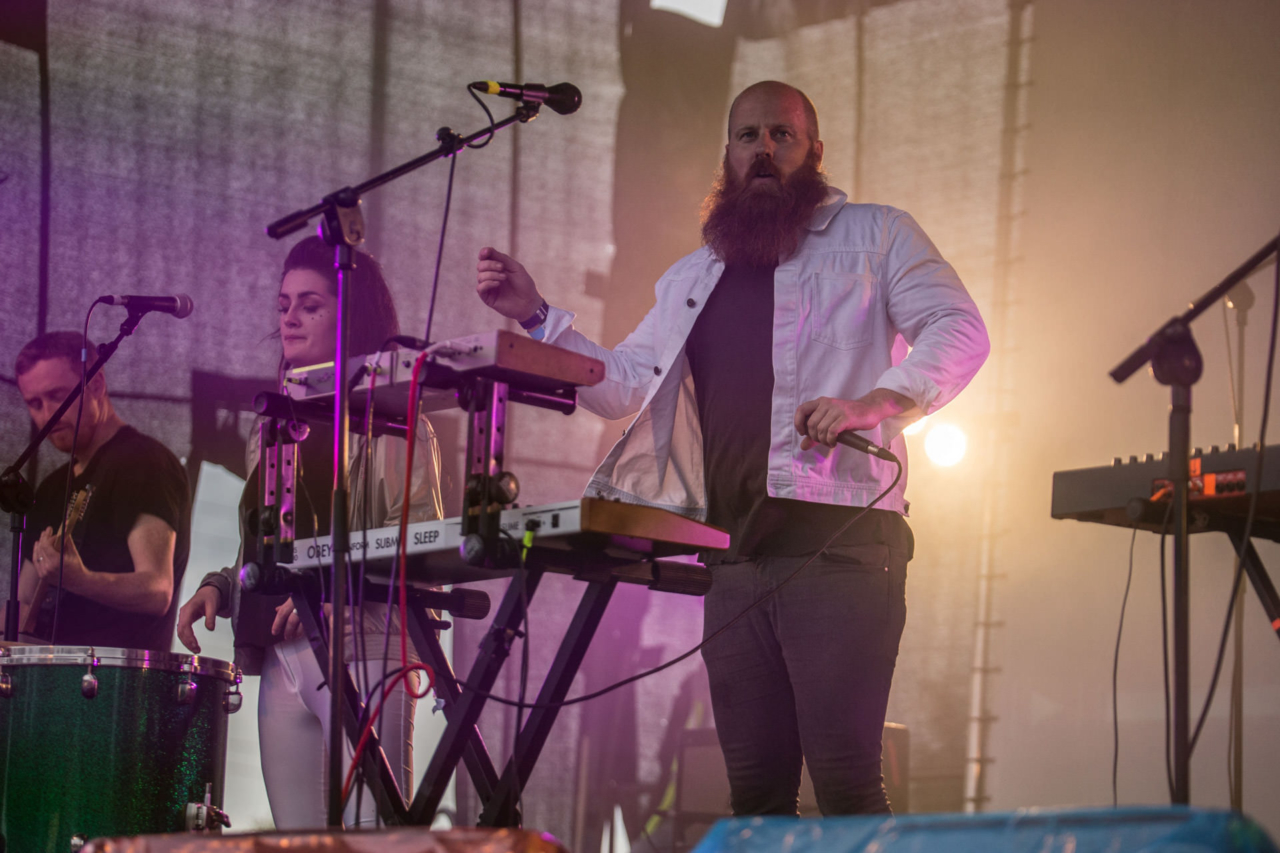 Le Galaxie - Sunflowerfest 2017, Tubby's Farm
