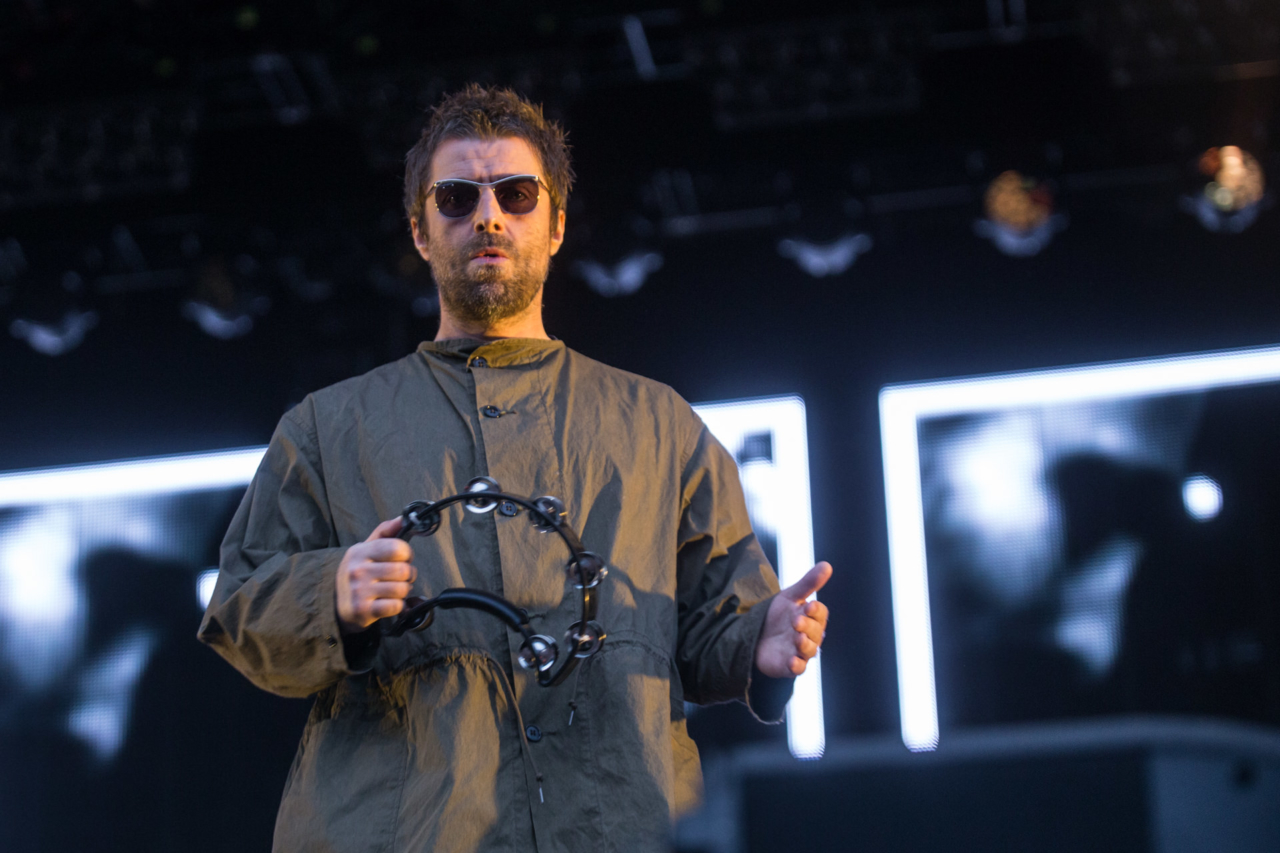 Liam Gallagher - Belsonic, Ormeau Park, Belfast