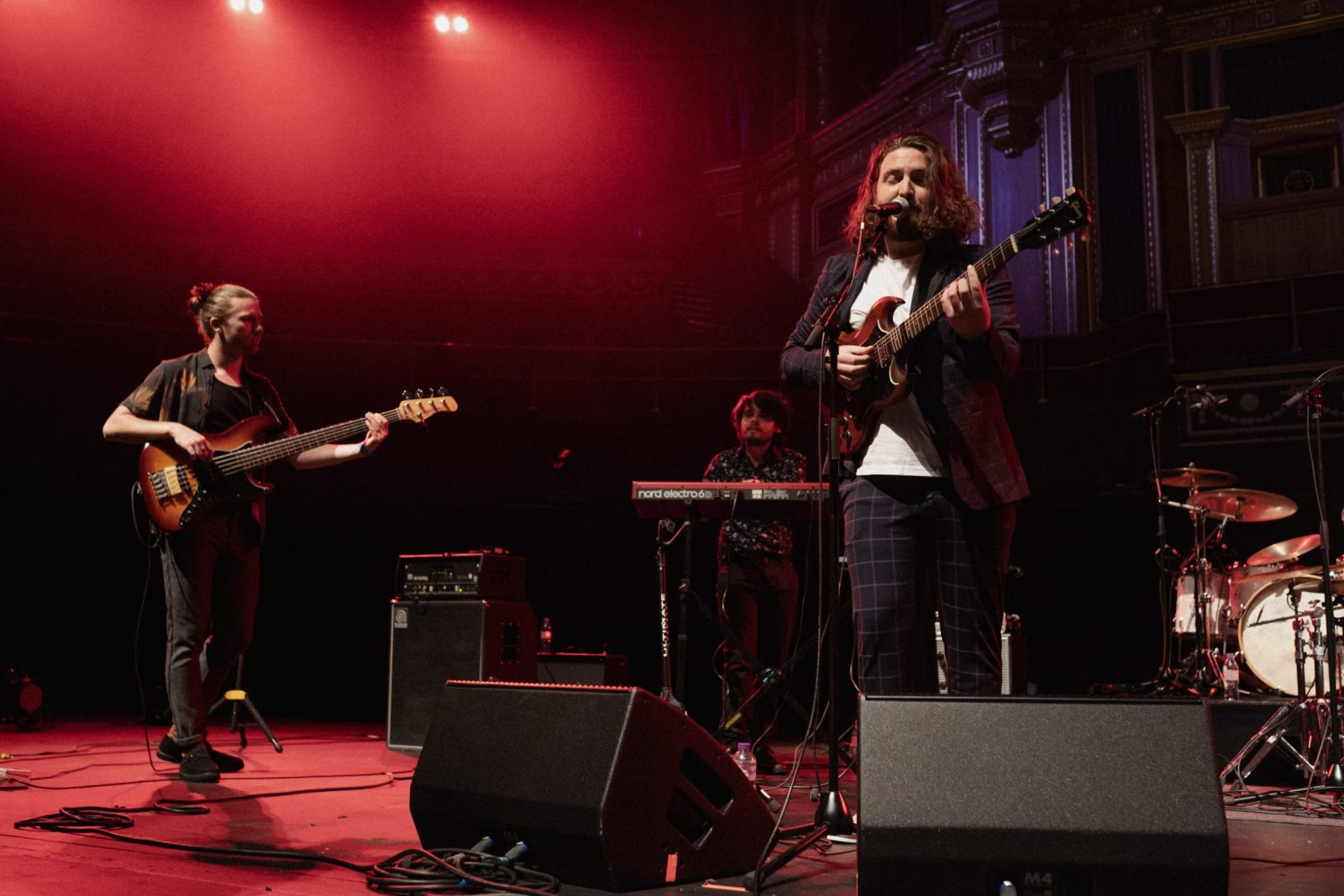 TOUCAN - The Royal Albert Hall, London - Monday 1st July