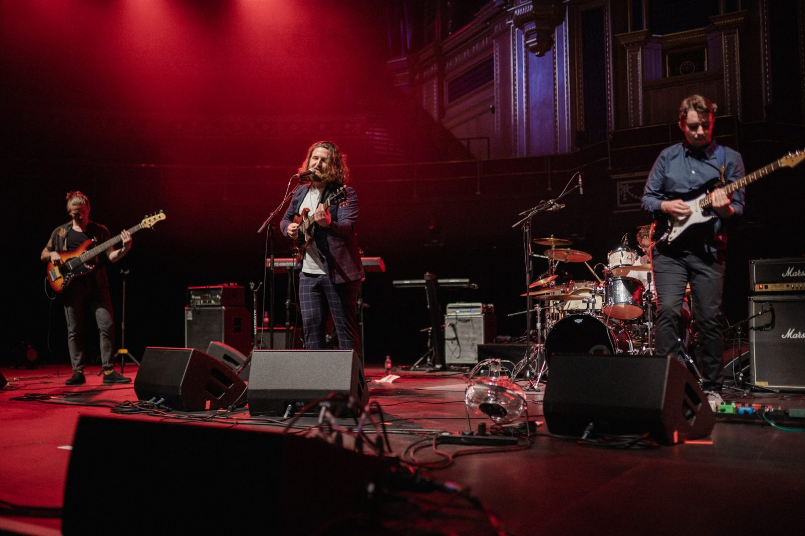 Toucan live at the royal albert hall. live music london
