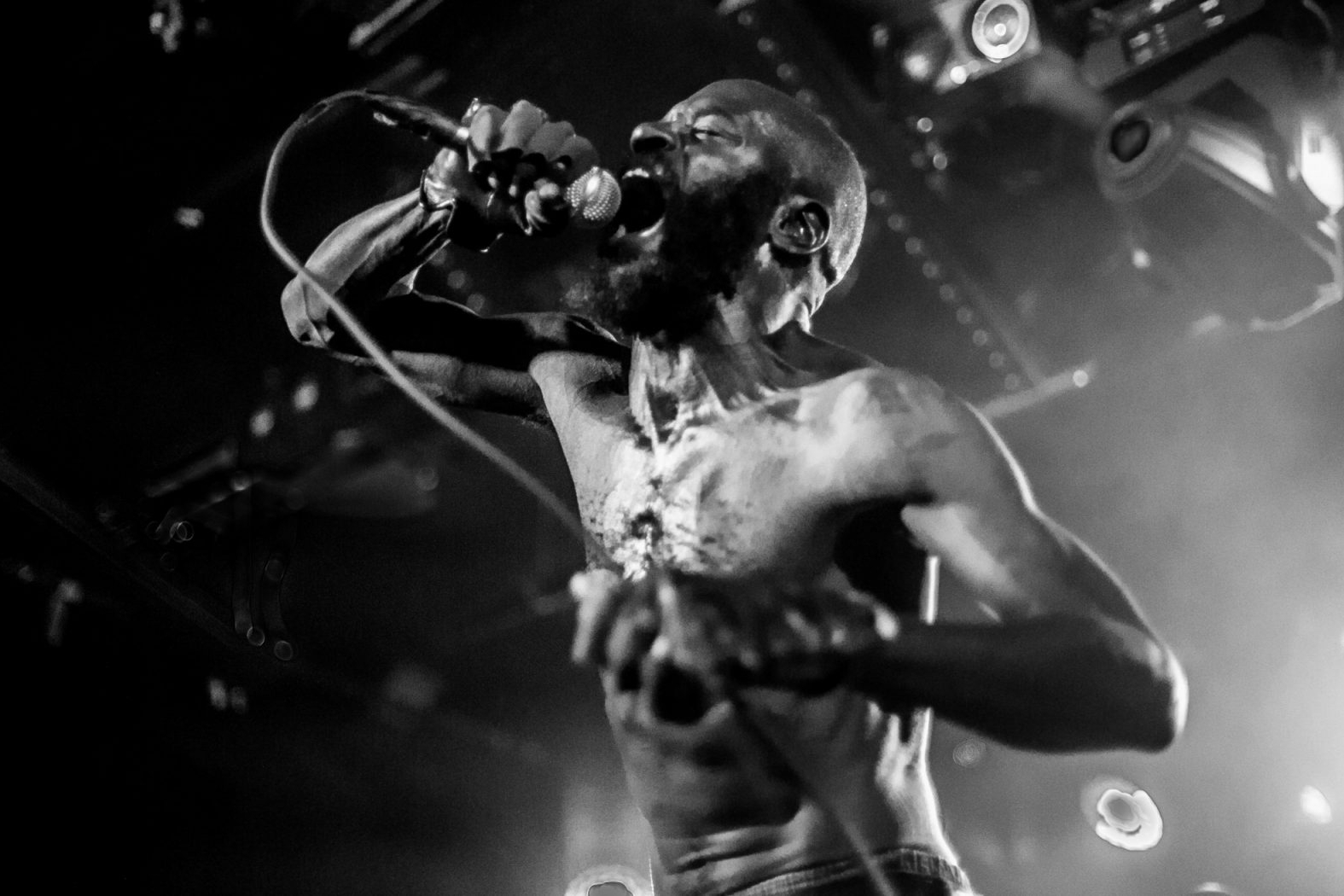 Death Grips @ Limelight 1 16