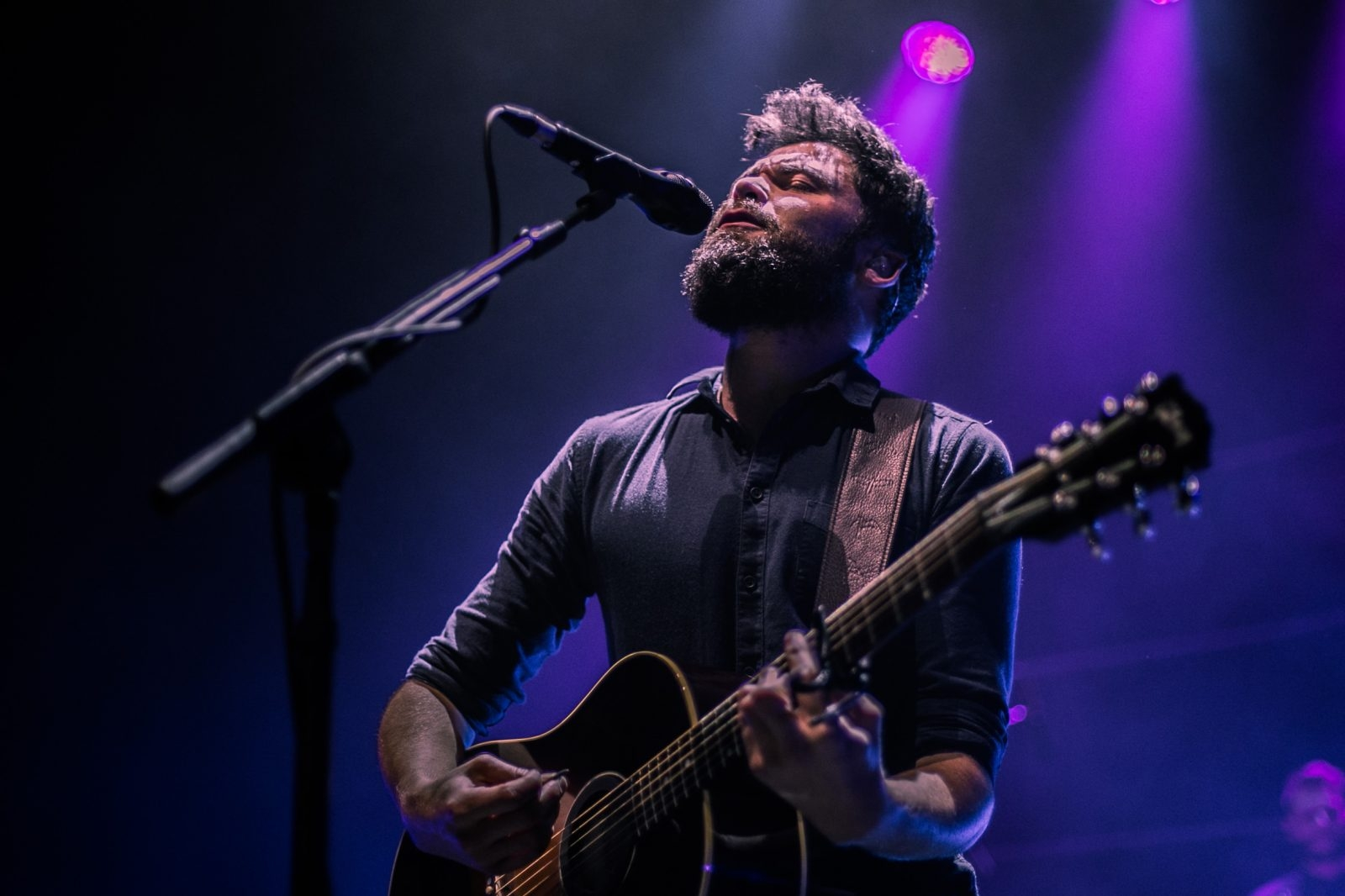 Passenger @ The Waterfront Hall 5
