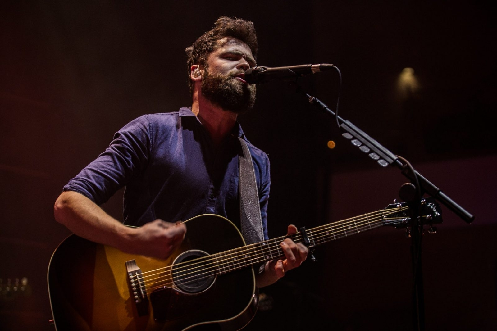 Passenger @ The Waterfront Hall 12