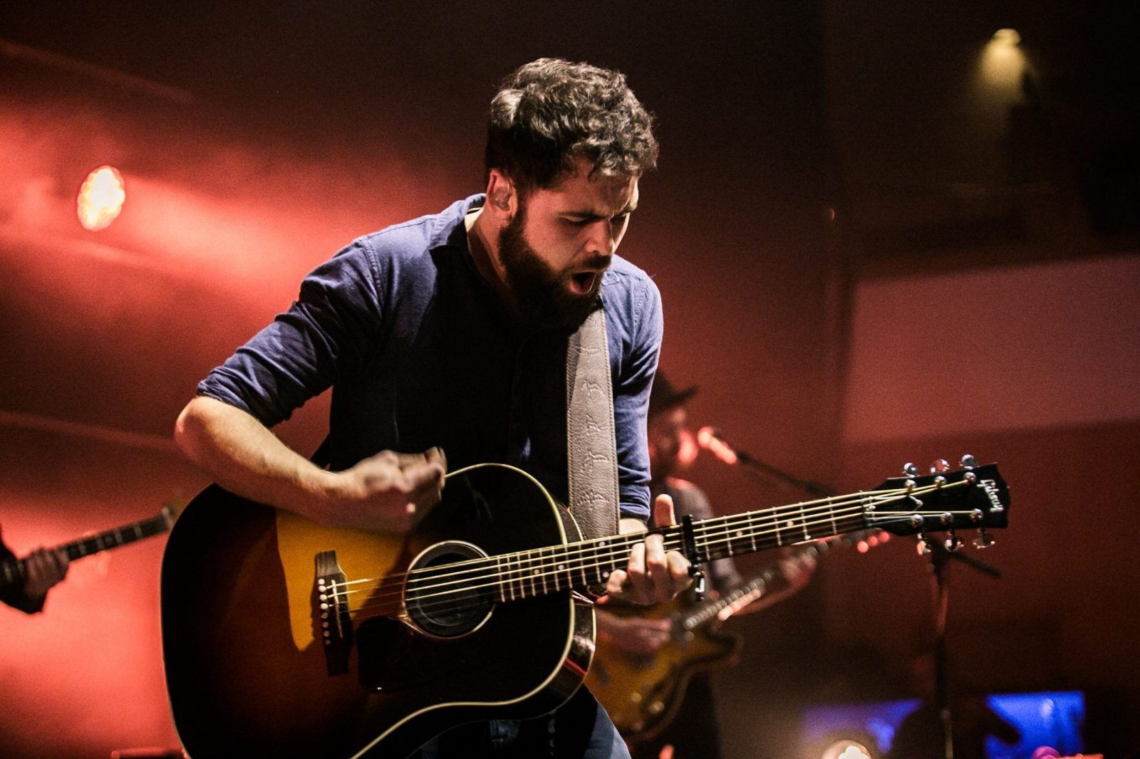 Passenger @ The Waterfront Hall 15