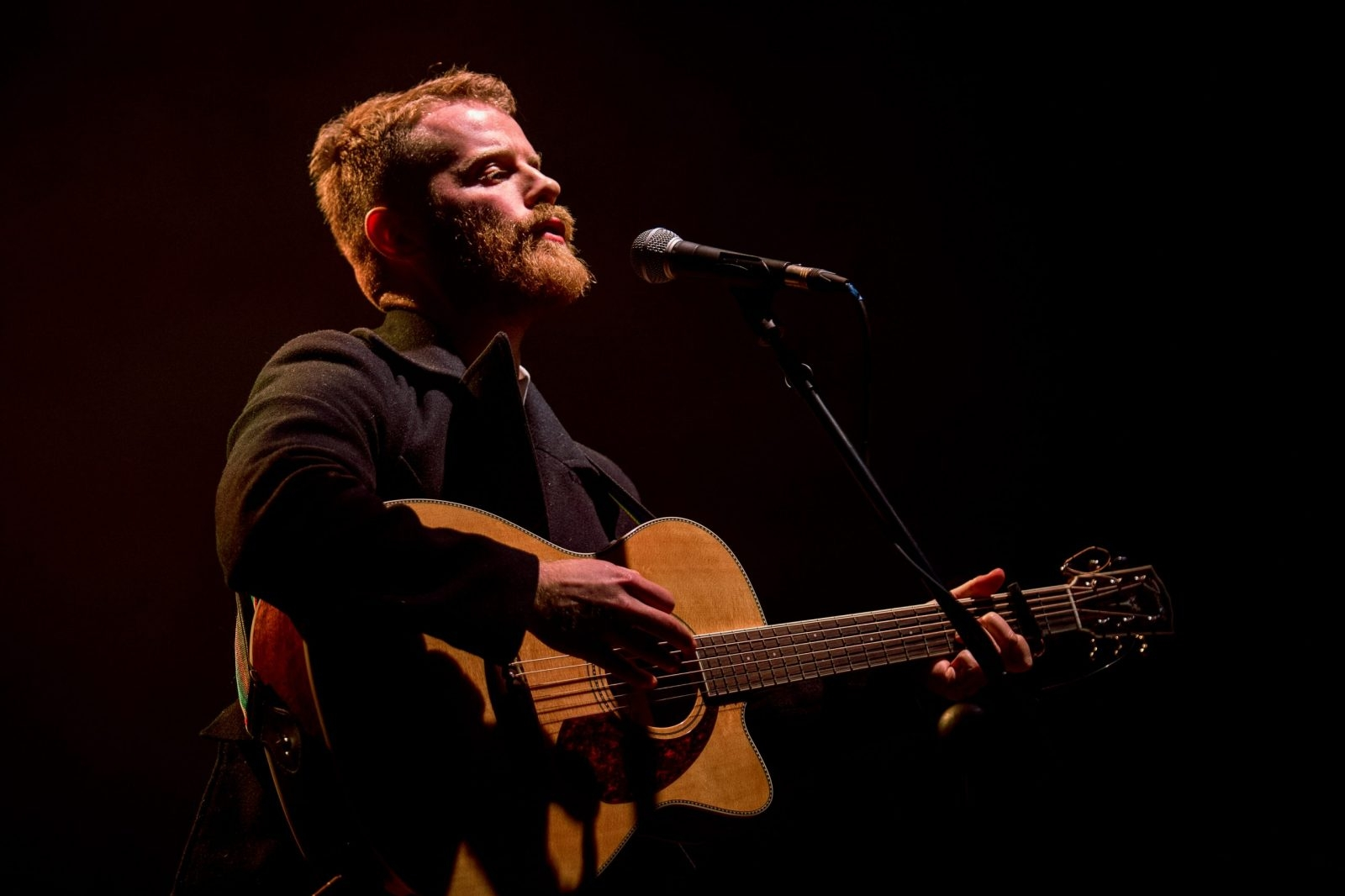James Vincent McMorrow @ The Ulster Hall 1