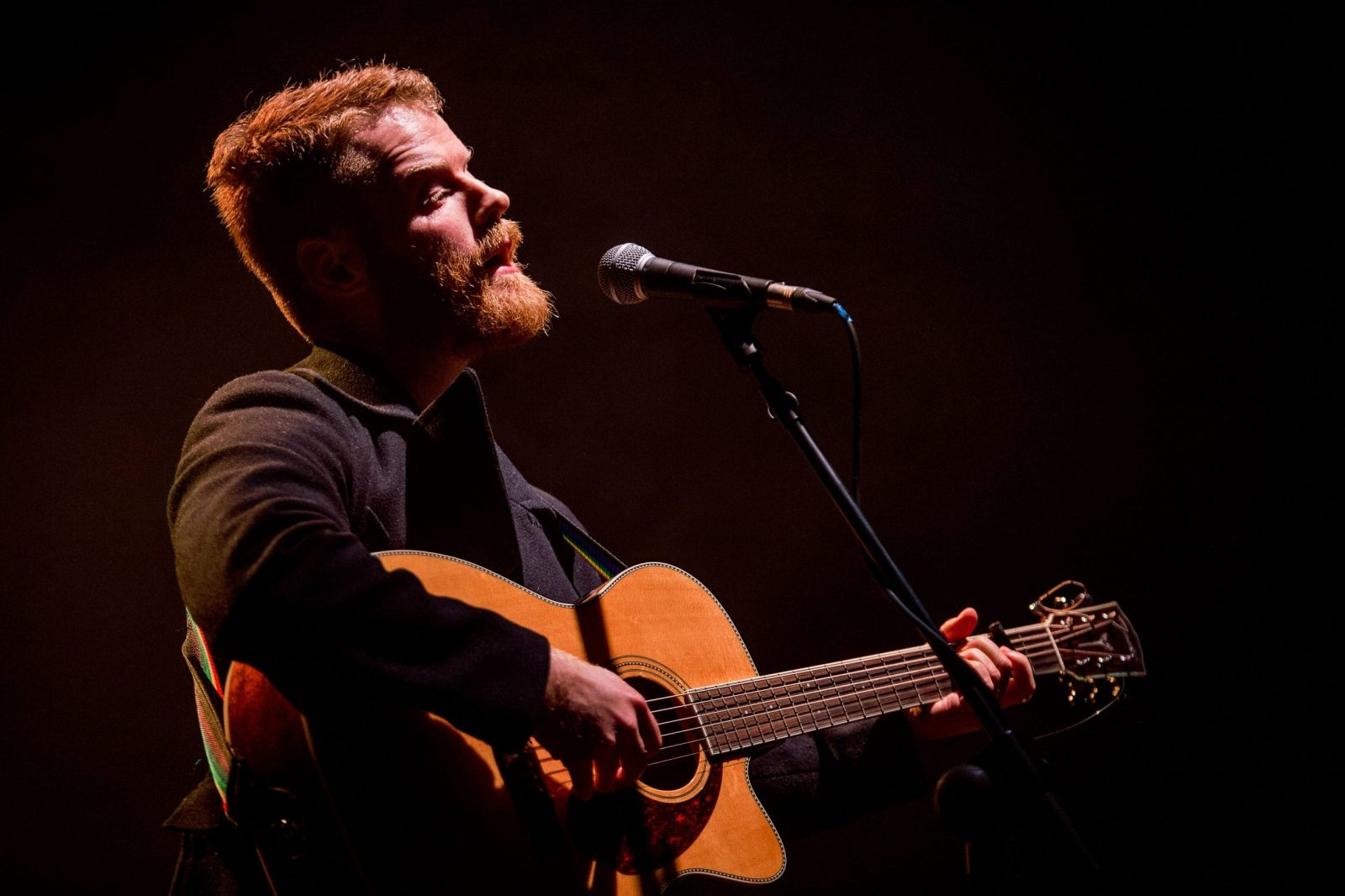 James Vincent McMorrow @ The Ulster Hall 2