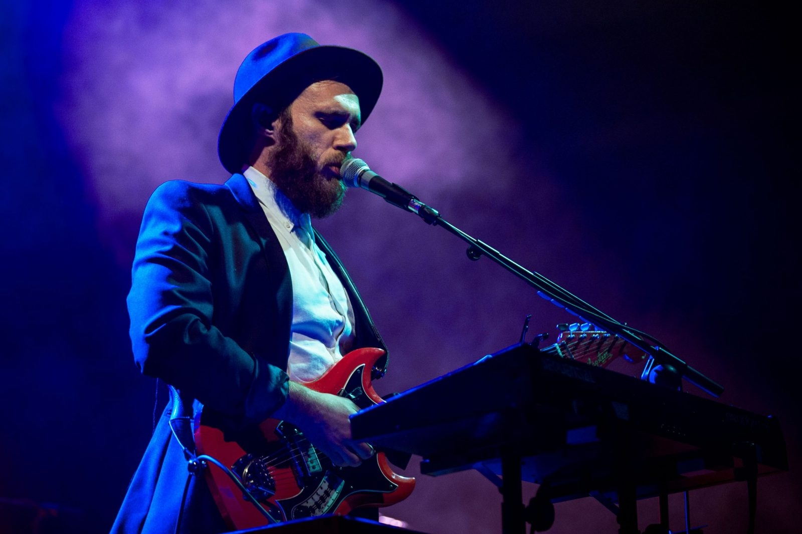 James Vincent McMorrow @ The Ulster Hall 11