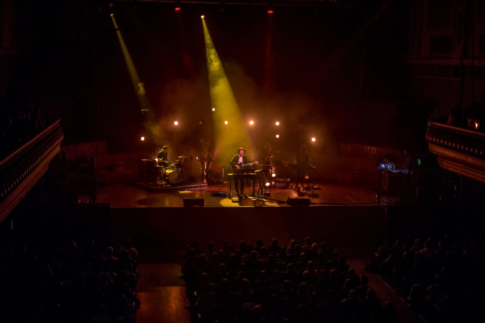 James Vincent McMorrow @ The Ulster Hall 18