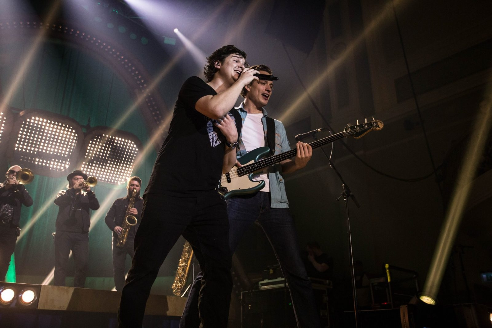 Lukas Graham @ The Ulster Hall 12