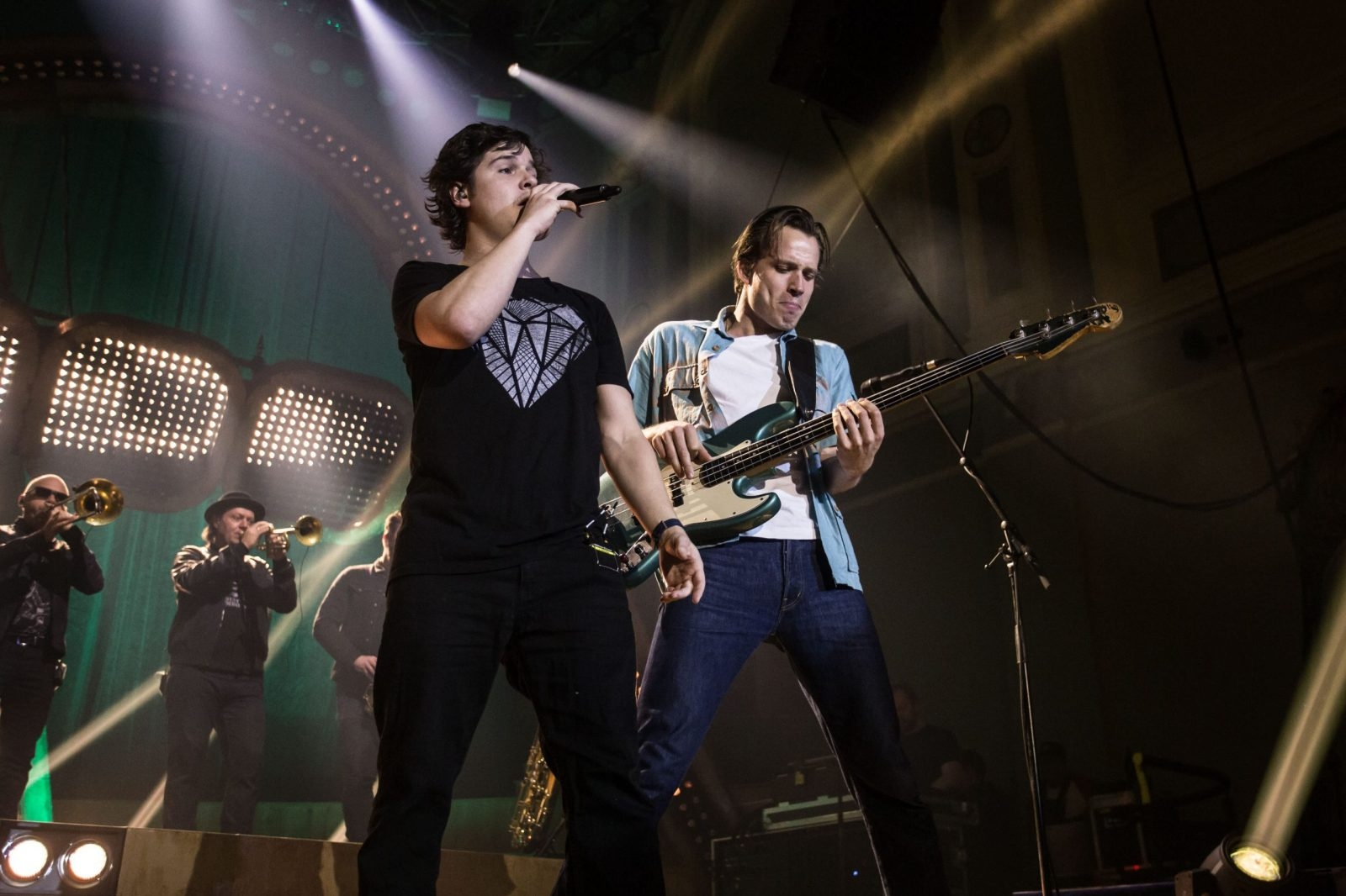 Lukas Graham @ The Ulster Hall 13
