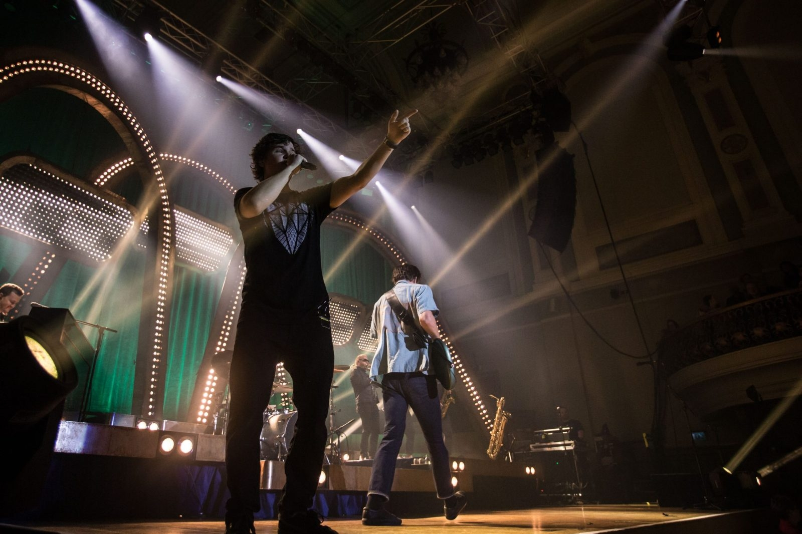 Lukas Graham @ The Ulster Hall 15