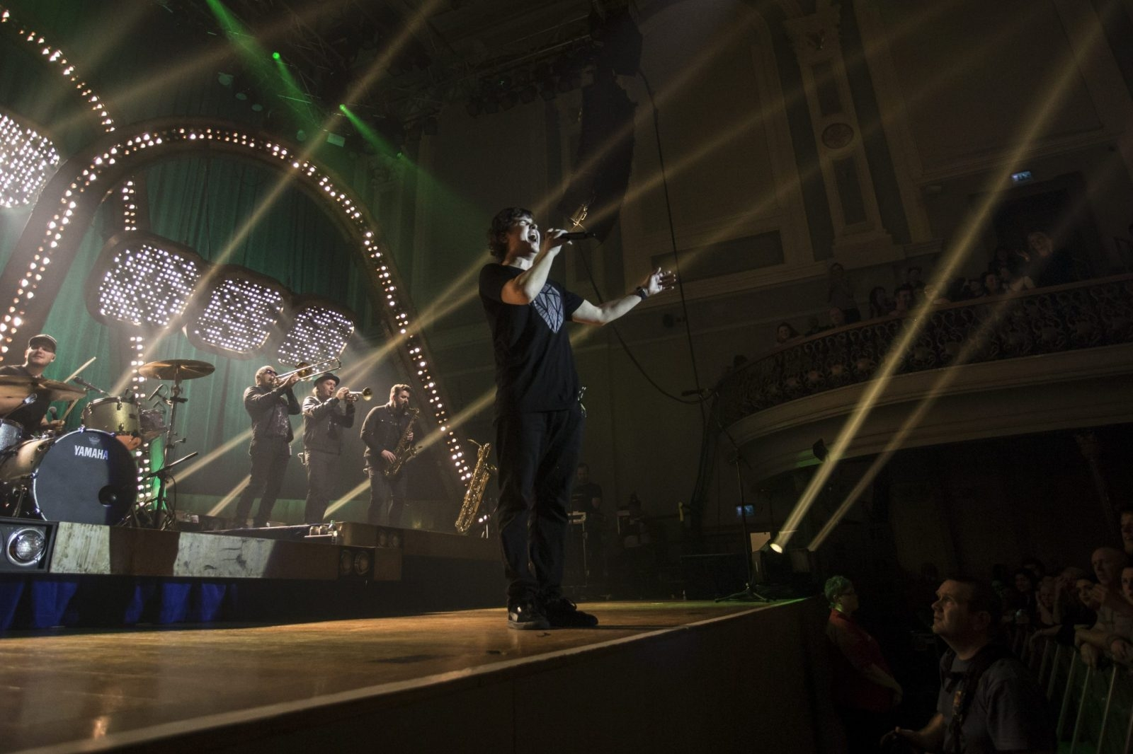 Lukas Graham @ The Ulster Hall 36