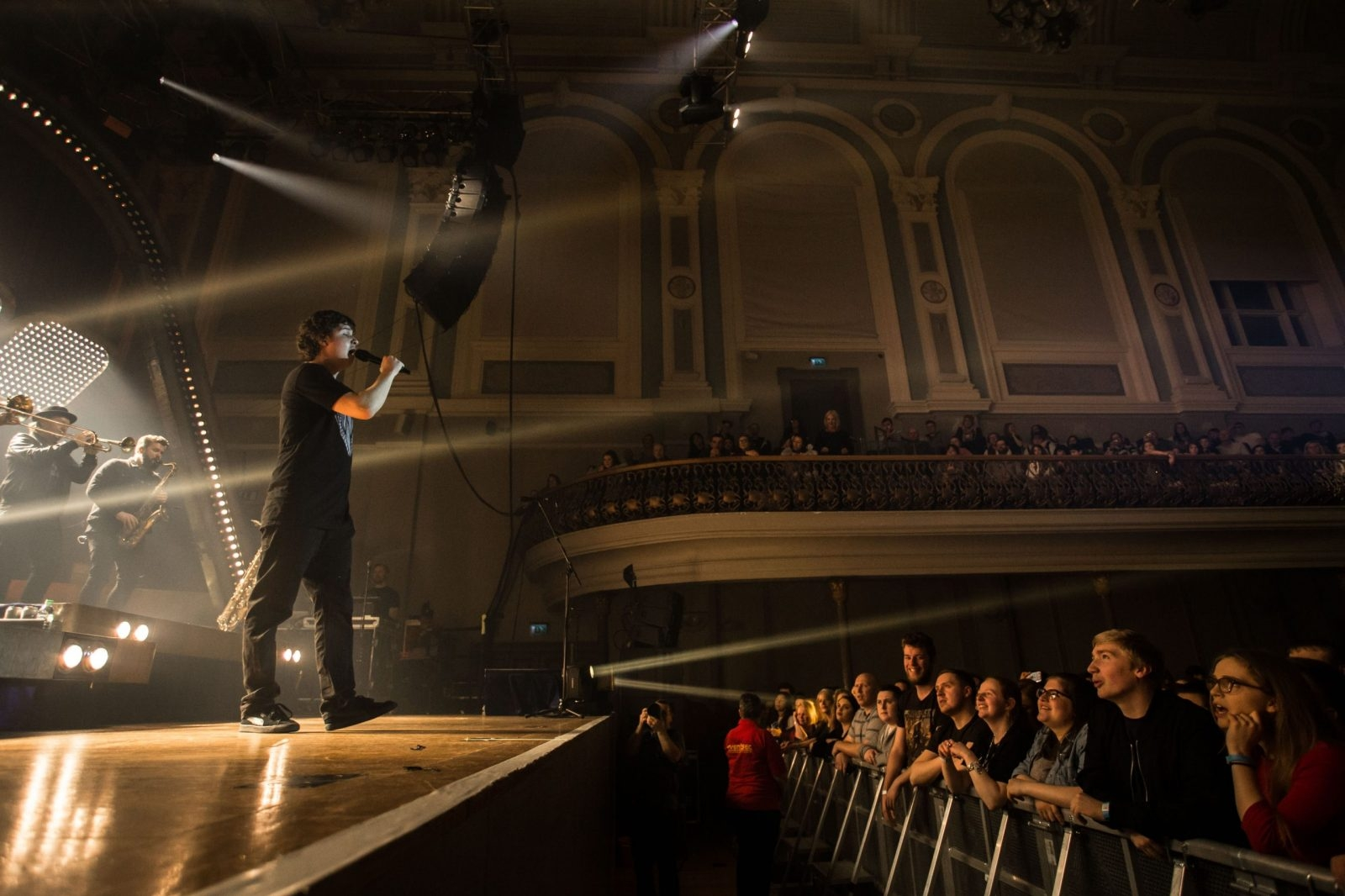 Lukas Graham @ The Ulster Hall 18