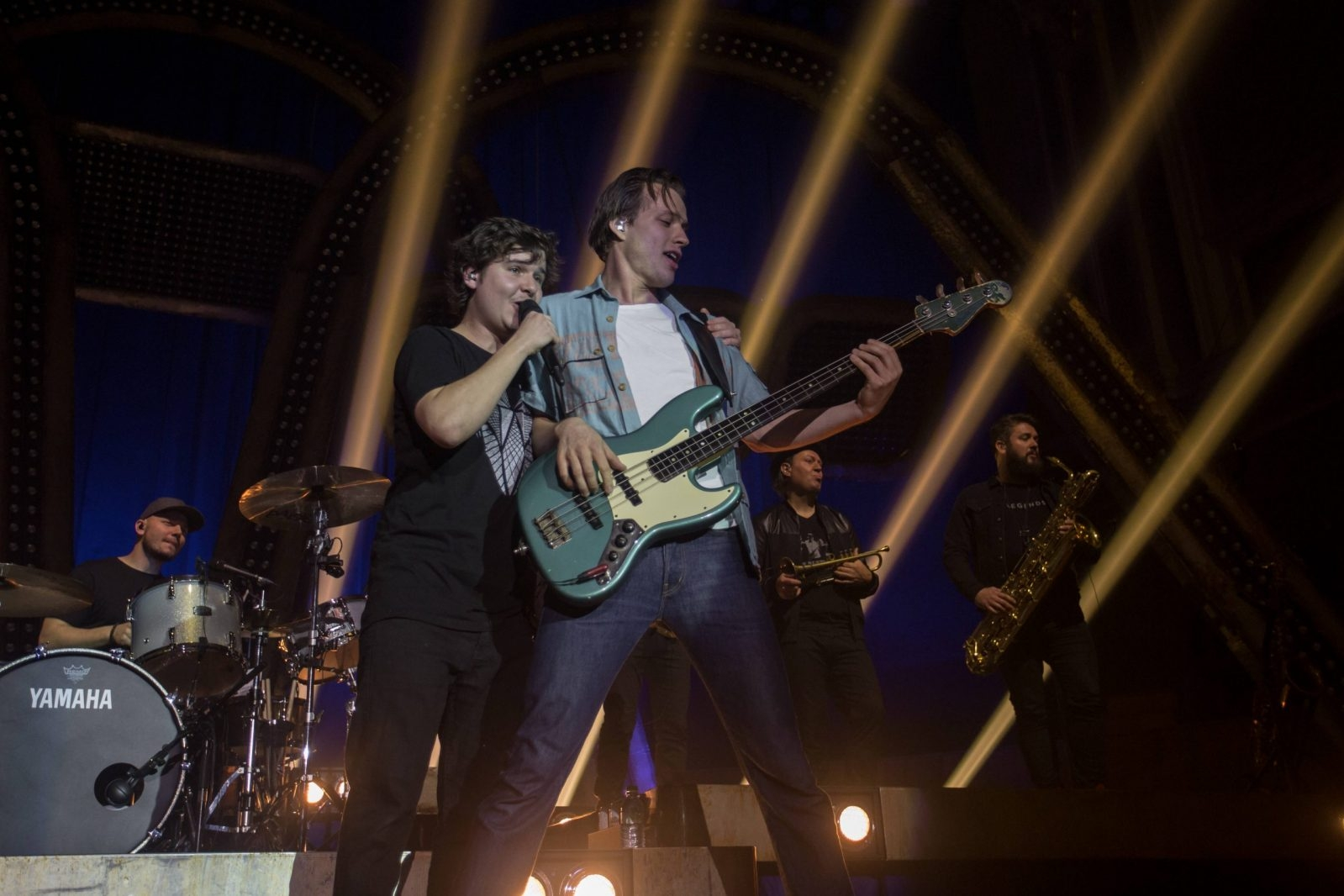 Lukas Graham @ The Ulster Hall 23