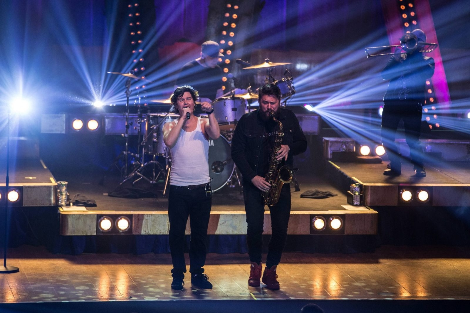 Lukas Graham @ The Ulster Hall 32