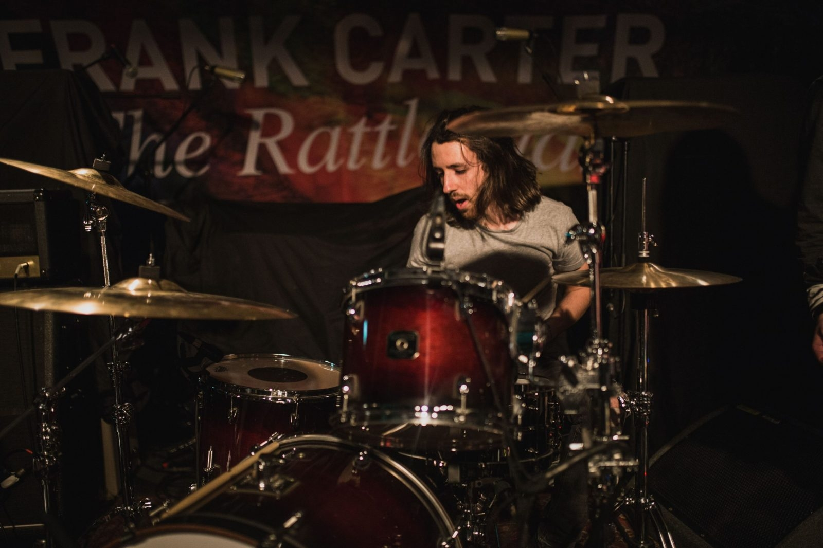 Frank Carter & The Rattlesnakes @ Oh Yeah Music Centre 25