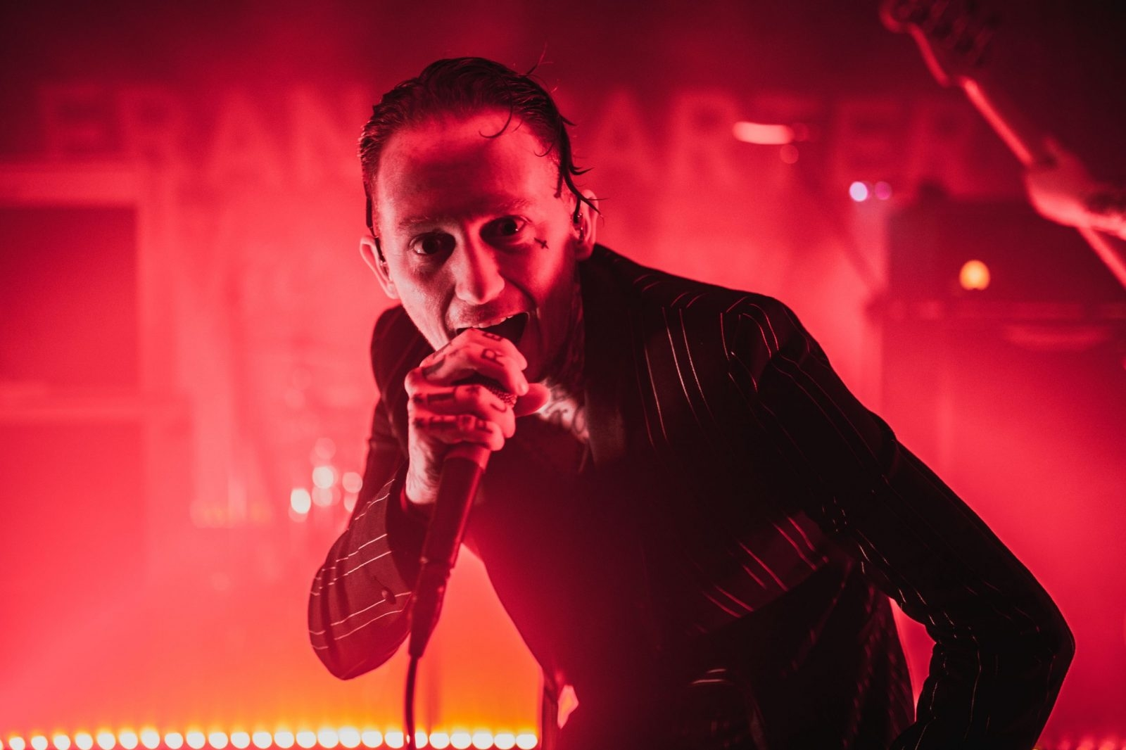 Frank Carter & The Rattlesnakes @ Oh Yeah Music Centre 43
