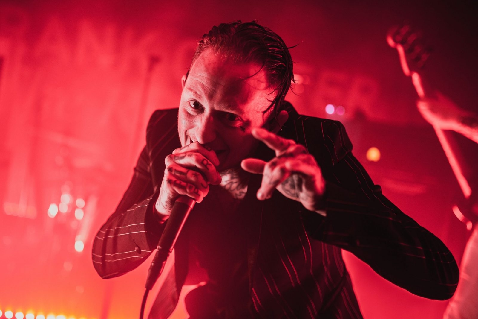 Frank Carter & The Rattlesnakes @ Oh Yeah Music Centre 32