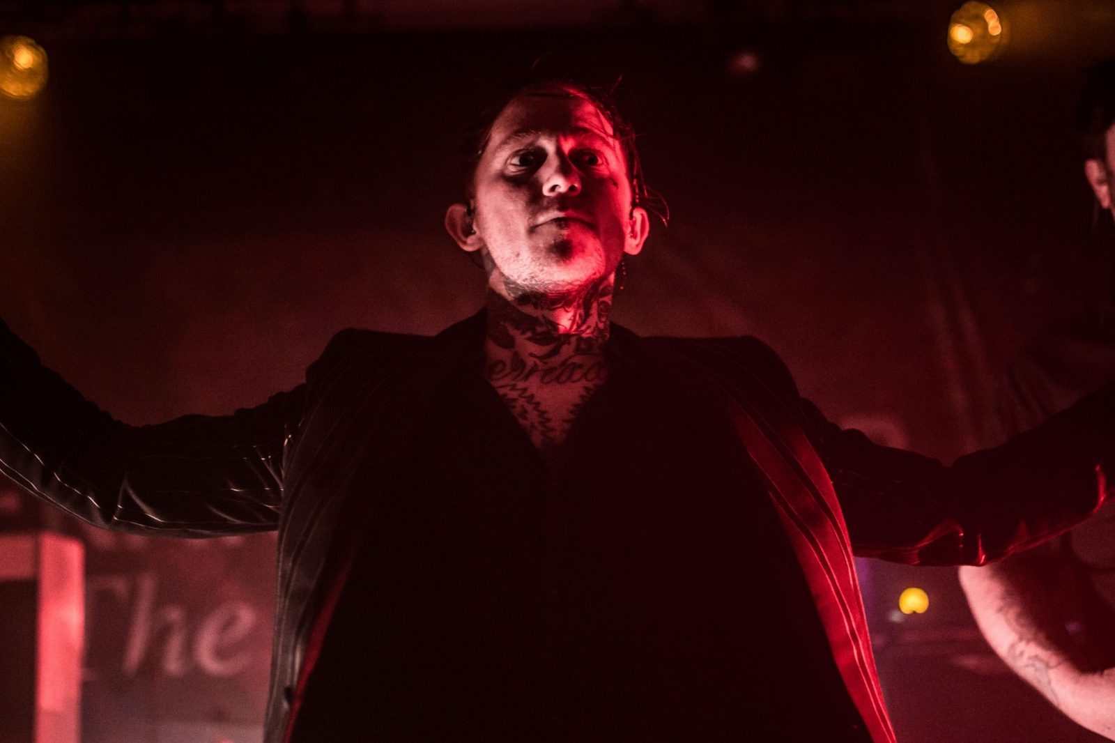 Frank Carter & The Rattlesnakes @ Oh Yeah Music Centre 29