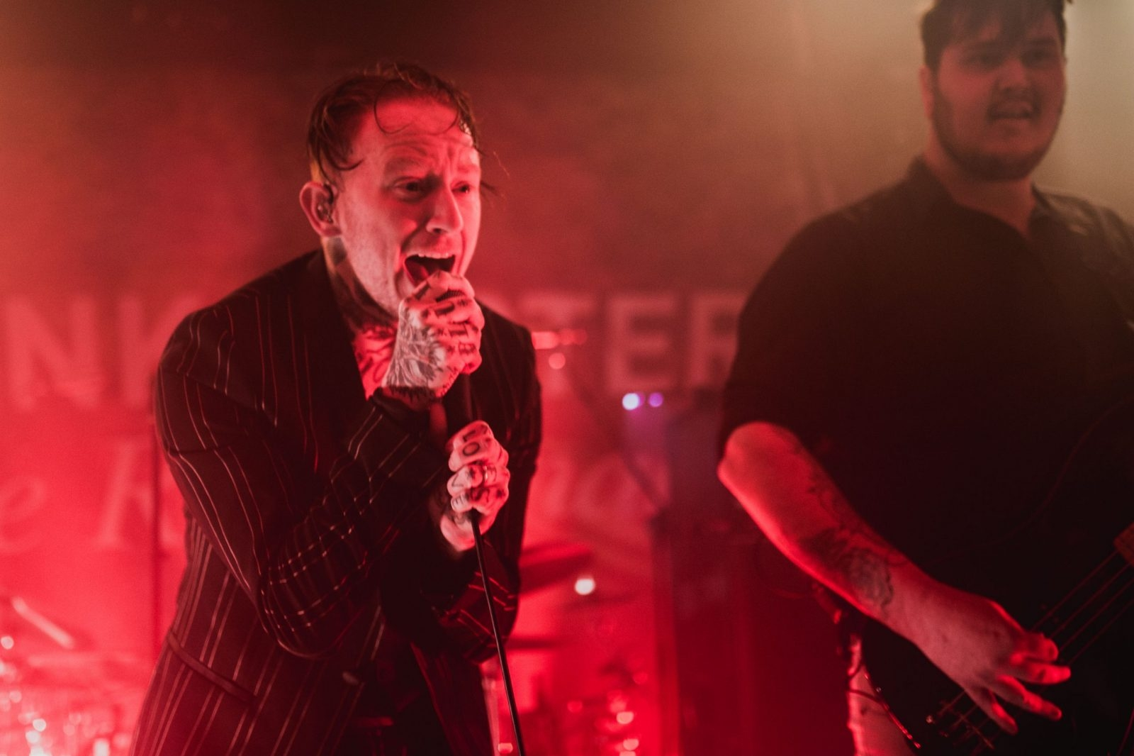 Frank Carter & The Rattlesnakes @ Oh Yeah Music Centre 30
