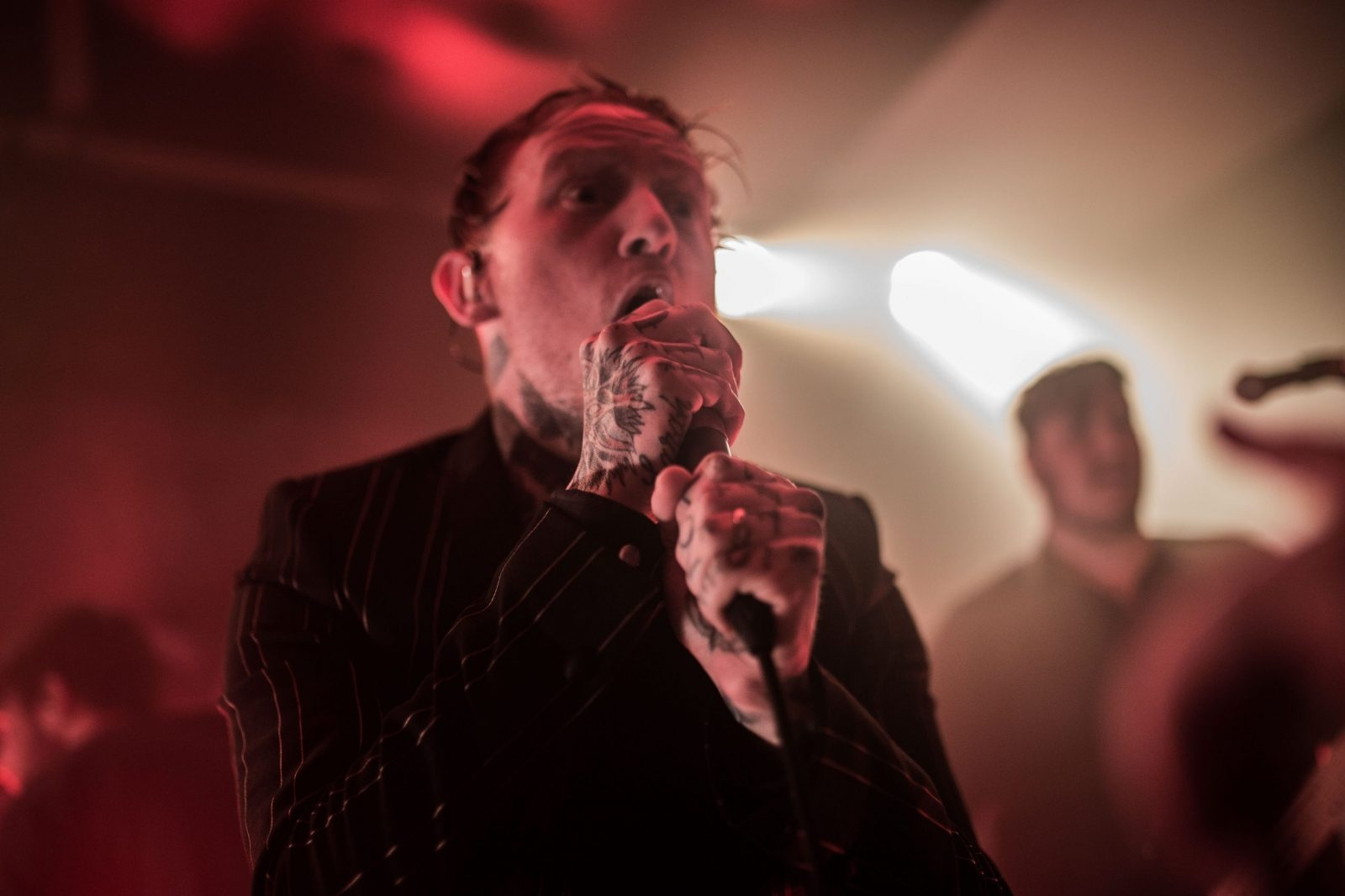 Frank Carter & The Rattlesnakes @ Oh Yeah Music Centre 31