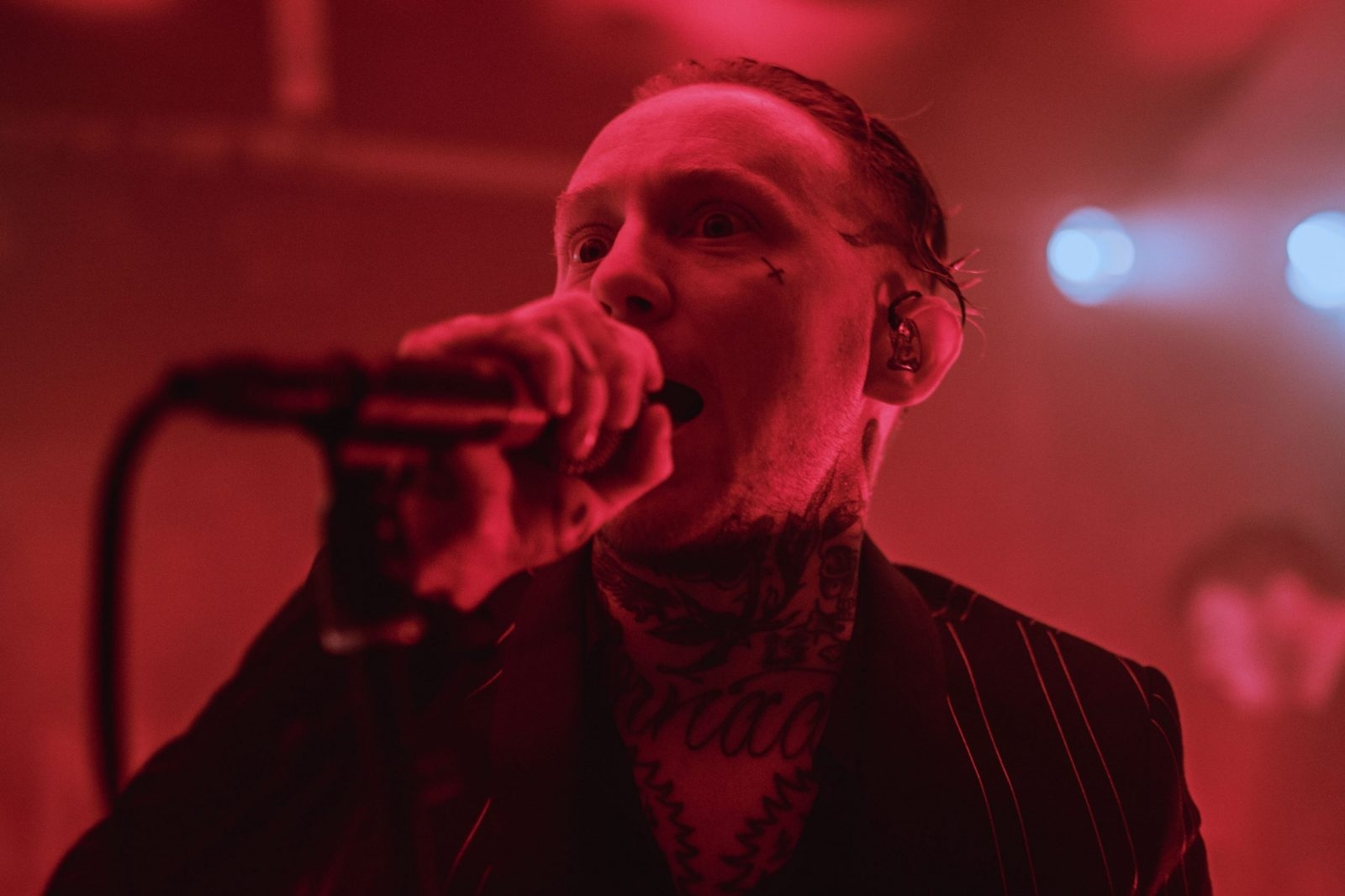 Frank Carter & The Rattlesnakes @ Oh Yeah Music Centre 35