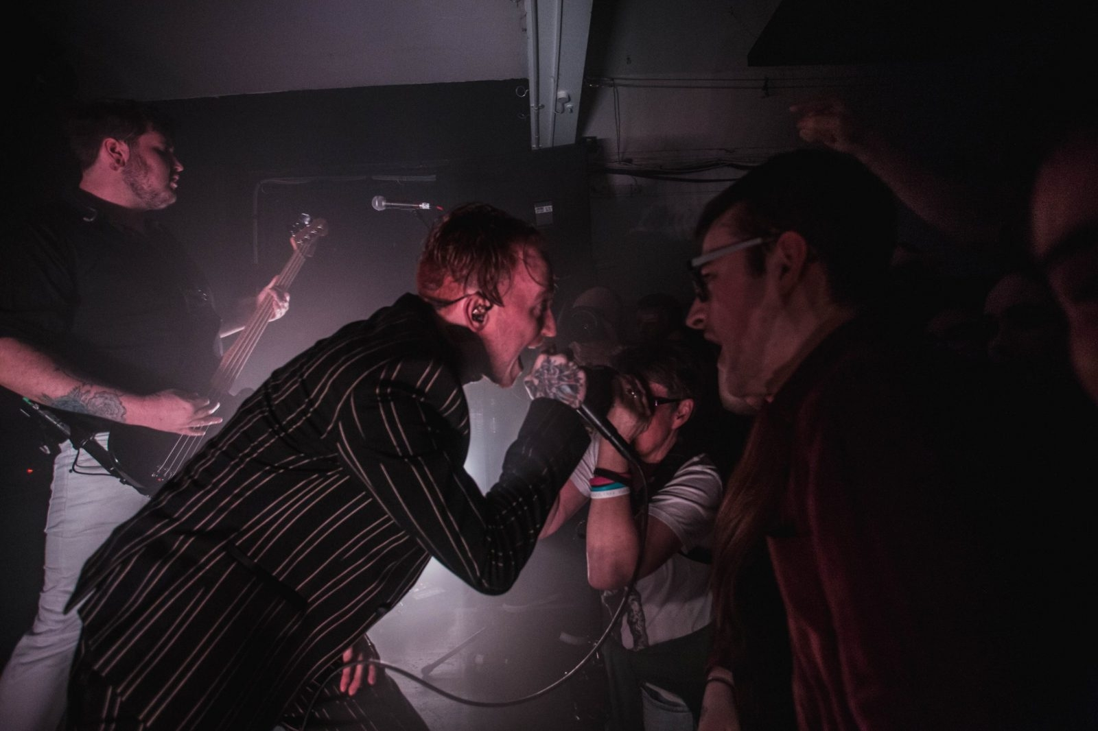 Frank Carter & The Rattlesnakes @ Oh Yeah Music Centre 8