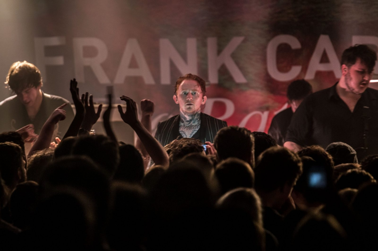 Frank Carter & The Rattlesnakes @ Oh Yeah Music Centre 14