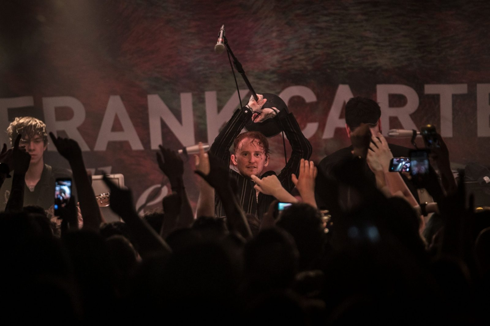 Frank Carter & The Rattlesnakes @ Oh Yeah Music Centre 15