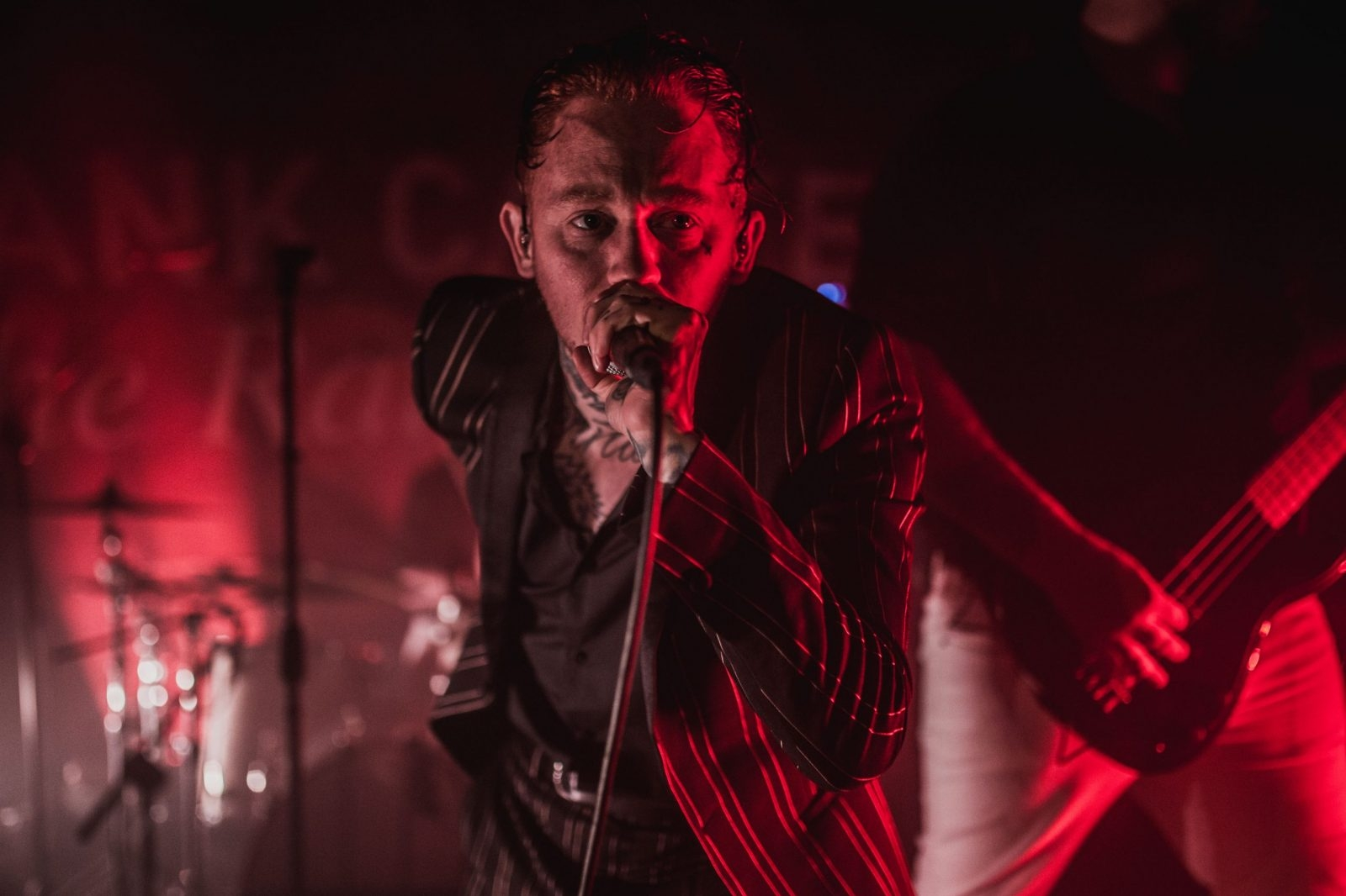 Frank Carter & The Rattlesnakes @ Oh Yeah Music Centre 38