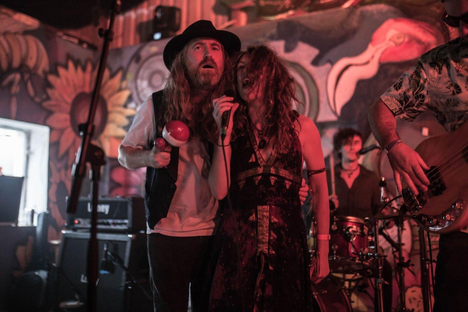 The Unholy Gospel Band - Sunflowerfest 2017, Tubby's Farm