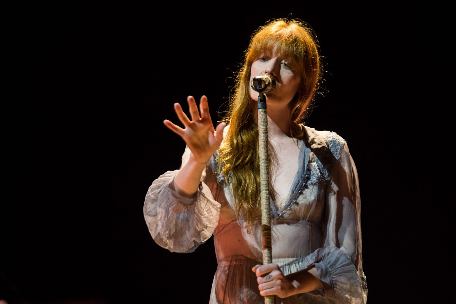 Florence & The Machine, Florence Welch, 3Arena, Dublin